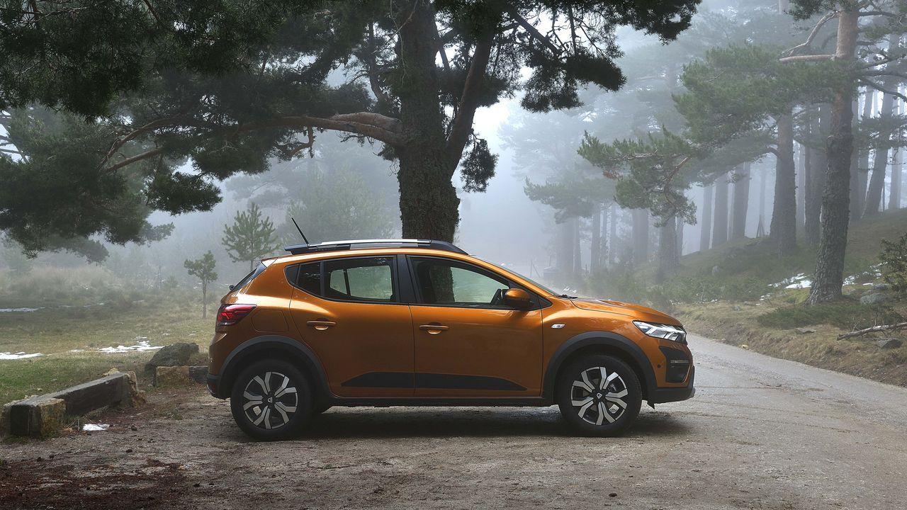Nuevo modelo de Dacia
