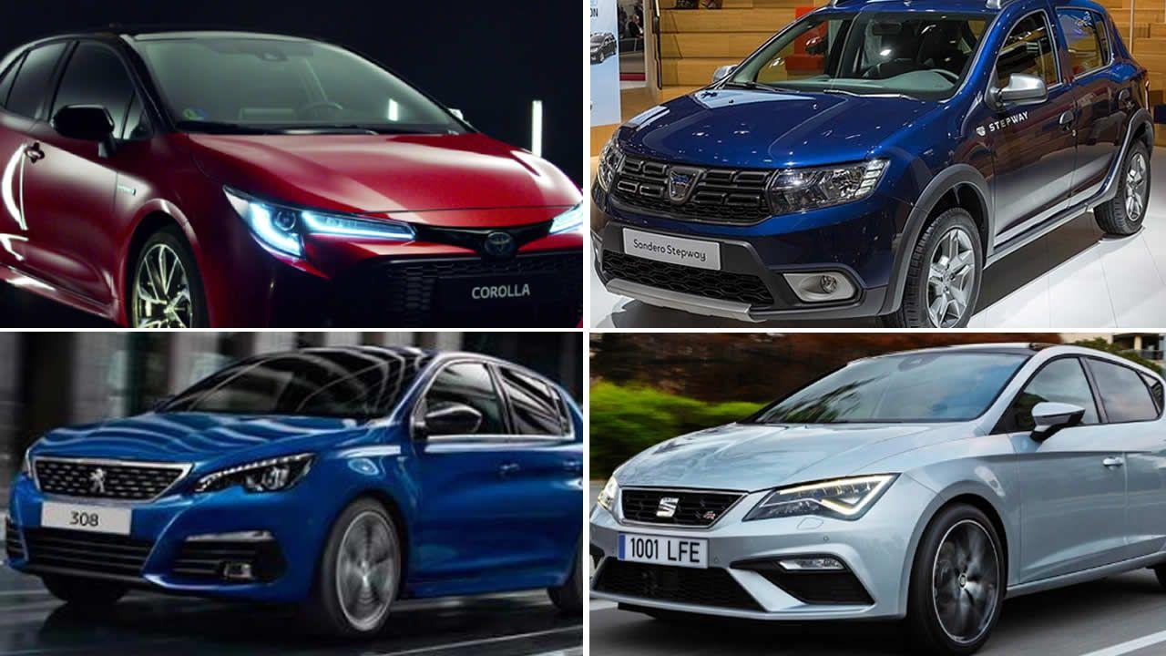 Dacia Sandero. El equilibrio entre precio y calidad ha hecho que sea el más vendido del 2019