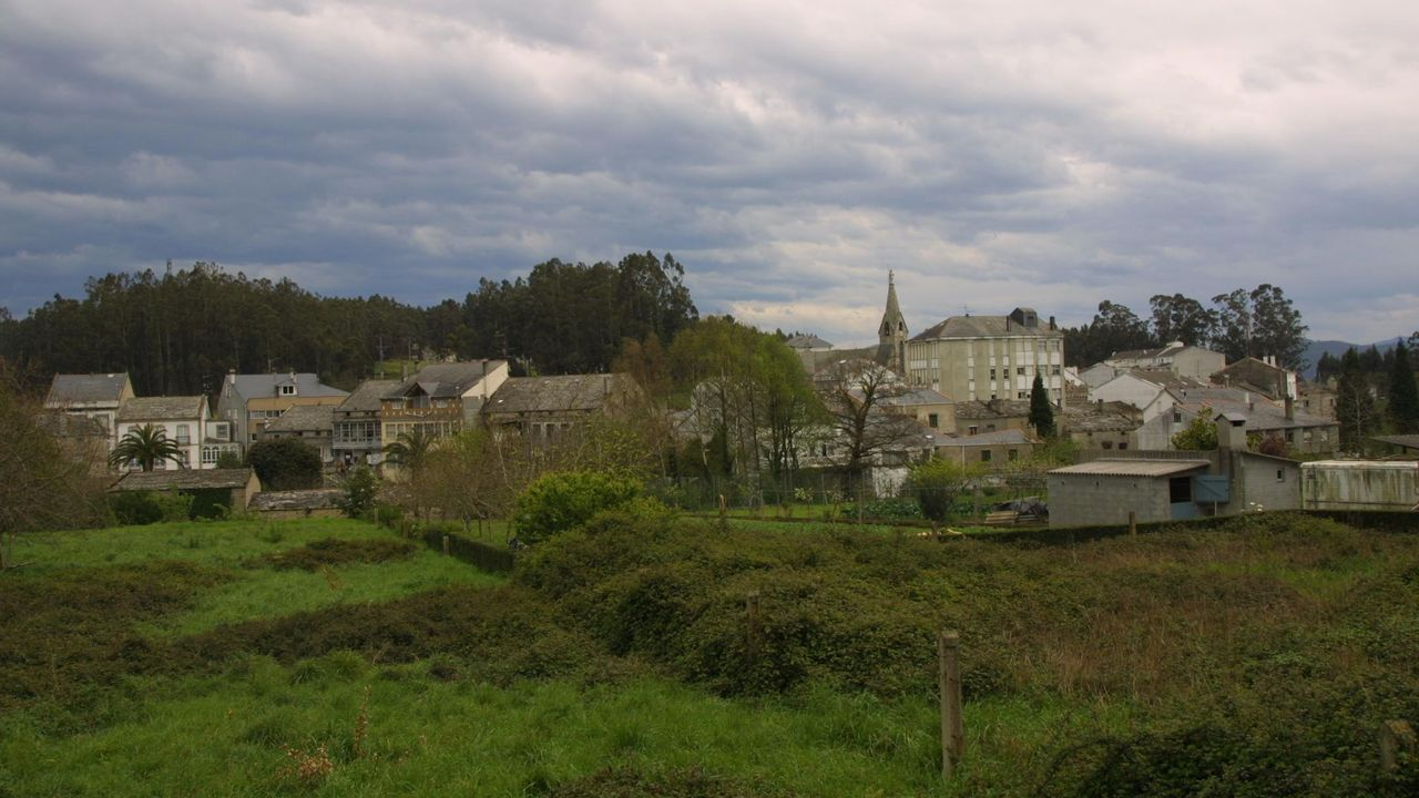 En imagen de archivo, vista de O Valadouro