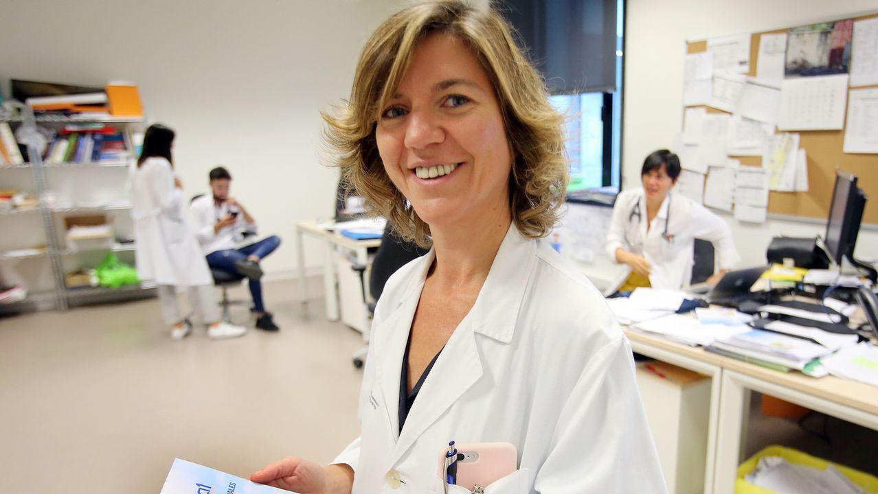 Científicos españoles eliminan el VIH con trasplante de células madre.Con los cerebros del banco de Vigo se investiga sobre enfermedades neurodegenerativas