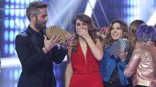 Amaia canta «Miedo» en la final de «OT 2017»