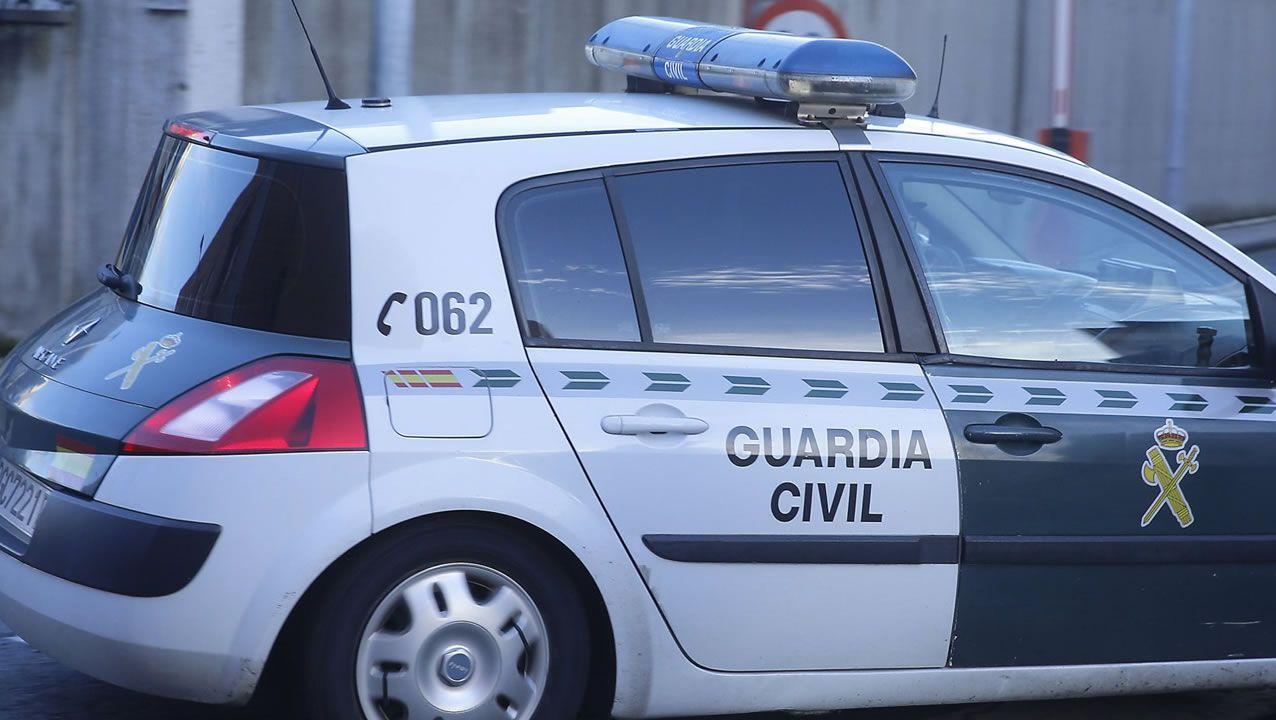 Motorista conduce a gran velocidad por Tineo.Javier Ardines, concejal de IU en Llanes asesinado en el 2018