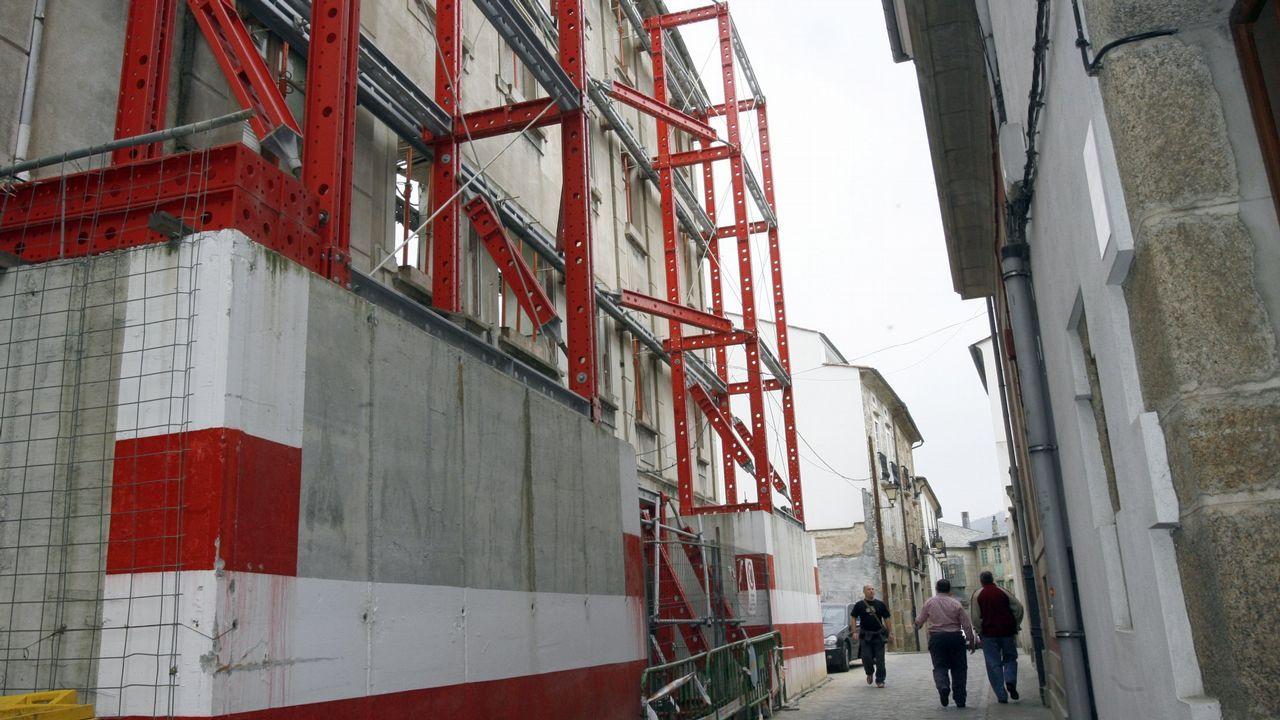 En el 2006 se intentaron construir en la costa mariñana de Barreiros unas 5.000 viviendas