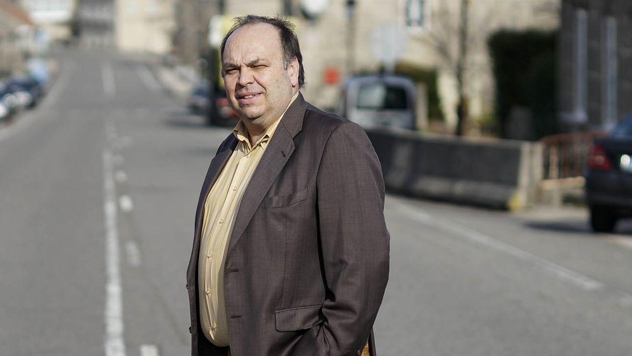 Alberto Pardellas cumpriu unha condena de 3.100 días de inhabilitación