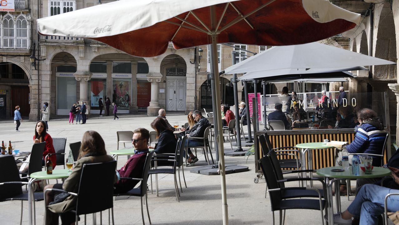 El texto que propone Jácome flexibiliza las ubicaciones de las terrazas y establece horarios