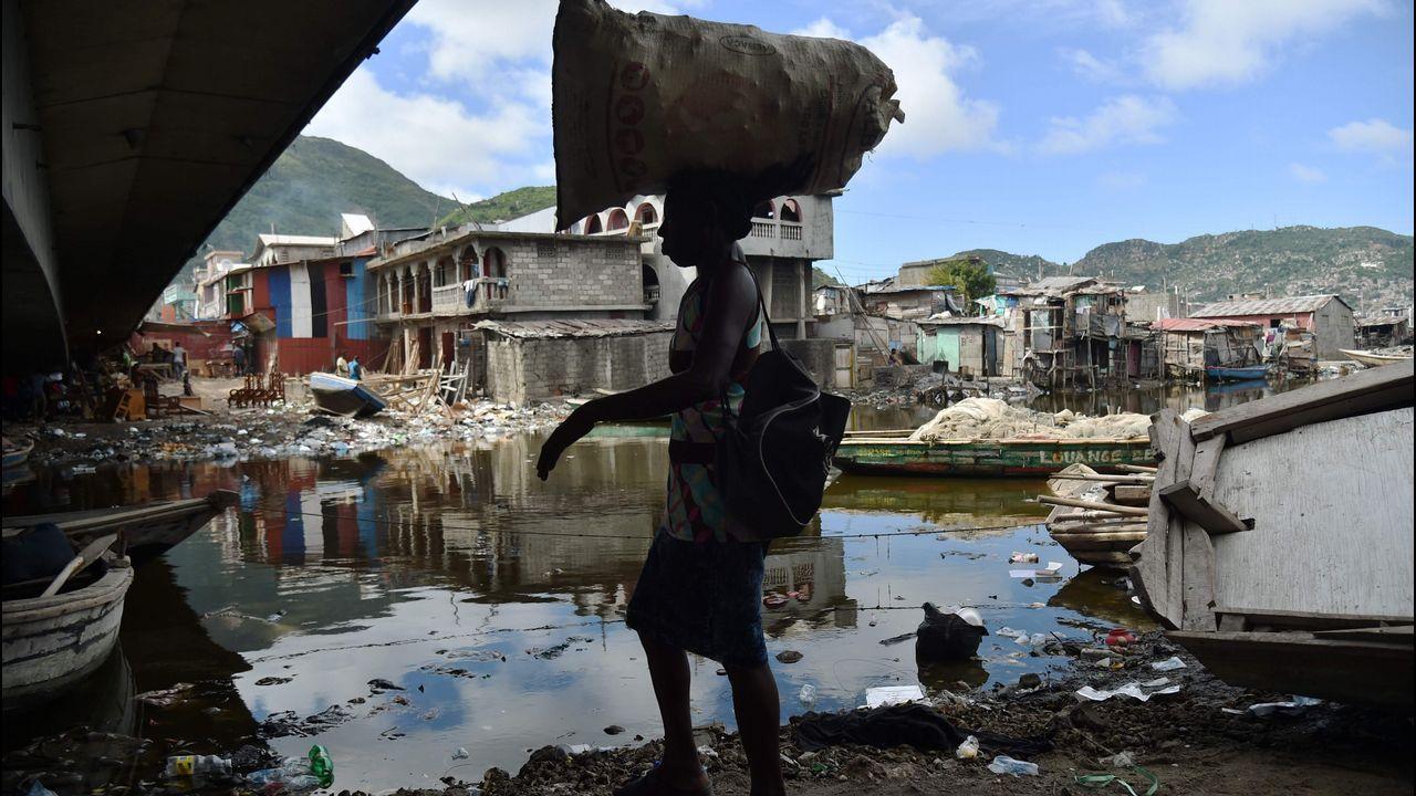 Las imágenes del poderoso huracán Irma.Kim Jong-un