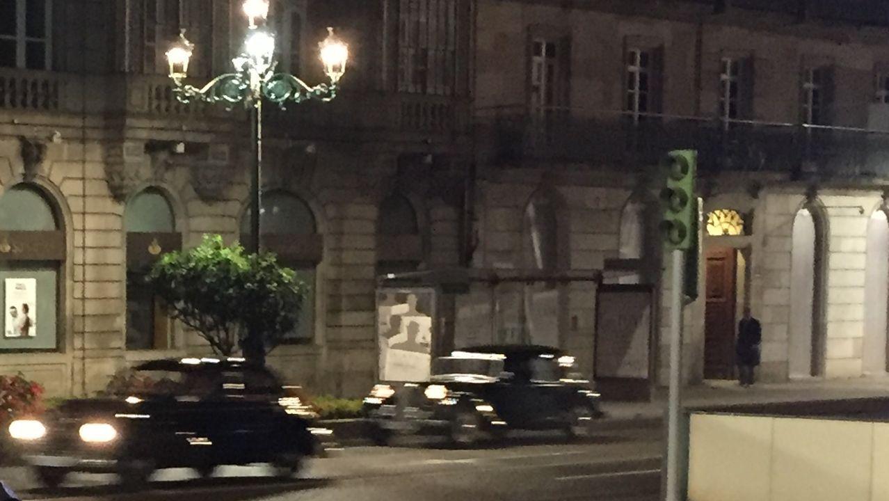 La Policía Nacional ha estrenado hoy sus nuevas dependencias en Vigo