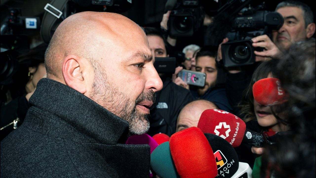 El secretario general de Podemos en Castilla La-Mancha, José García Molina cree que Errejón tendría que haber ido a debatir el consejo ciudadano