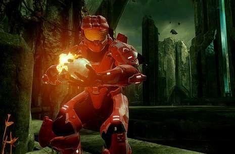 El Jefe Maestro es John-117, un súper soldado humano biológicamente mejorado para luchar