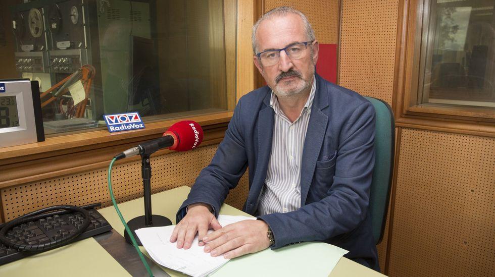 Pérez Añón, alcalde de Laxe