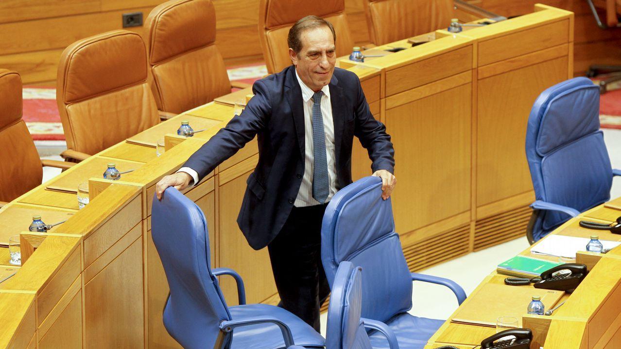 El precio medio del alquiler sube un 50% en España.La sede central de Liberbank en Oviedo