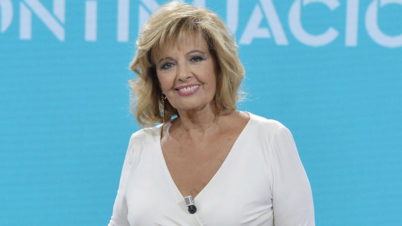 María Teresa Campos, de nuevo ingresada