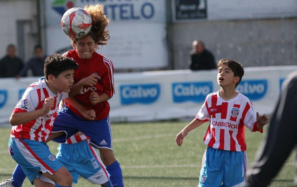 Los partidos se disputarán en el campo As Eiroas los días 17, 18 y 19 de junio.
