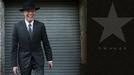 Fotografía de Bowie publicada en su cuenta de Instagram con motivo de la aparición de su último disco, «Blackstar»
