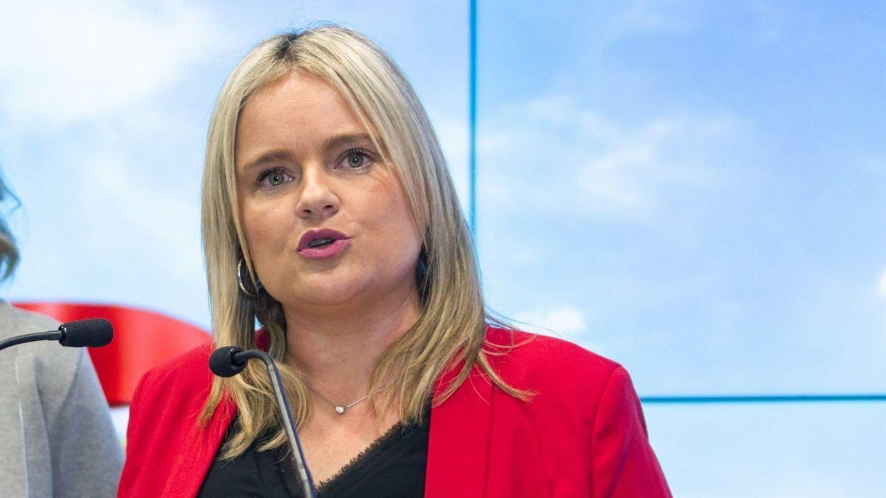 María del Mar Blanco, presidenta de la Fundación de las Víctimas del Terrorismo y número 9 por Madrid del PP, se queda fuera del hemiciclo