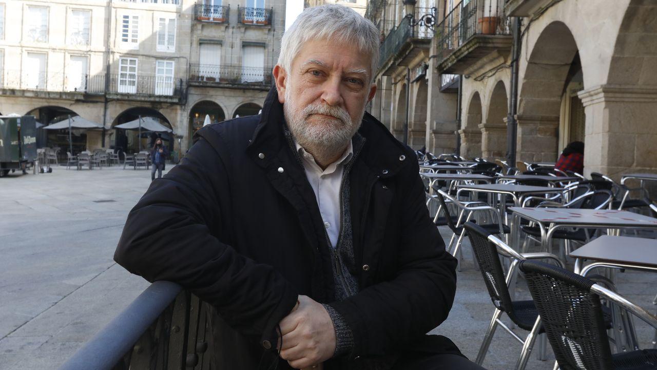 Miguel Caride, ex de DO