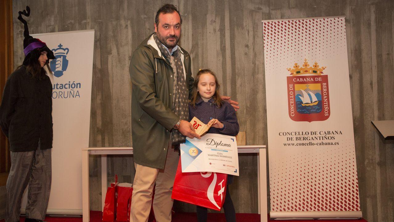 Quinto premio: Clea Martínez Rodríguez