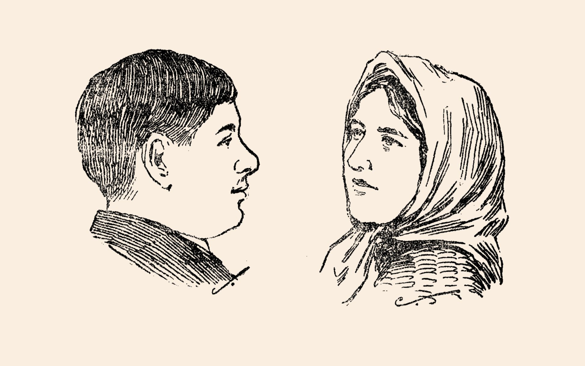 A la izquierda, el niño estadounidense Paul von Rosenstiel, en el instante en que lanzó una botella al mar desde el trasatlántico Ascania. A la derecha, el pesquero gallego Adela Roibal, cuya tripulación la halló