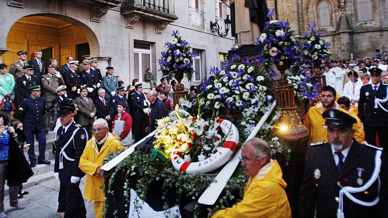 Apertura de los colegios de Oviedo en Navidad