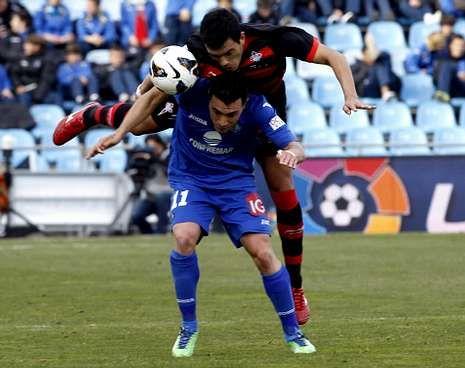 Los célticos sufrieron en Getafe, en la anterior salida, el décimo primer revés en 13 partidos.