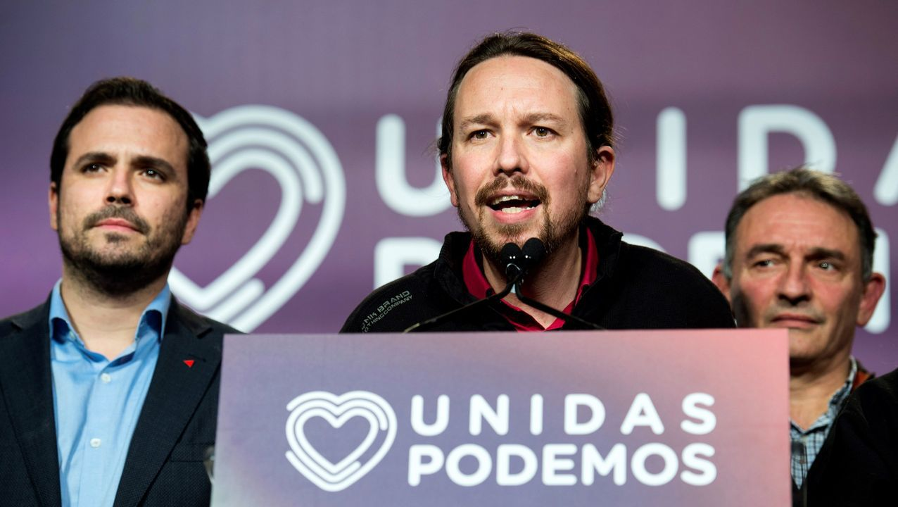El Grupo Eleuterio Quintanilla celebra sus 25 años de trayectoria.Santiago Abascal tras su valoración de los resultados