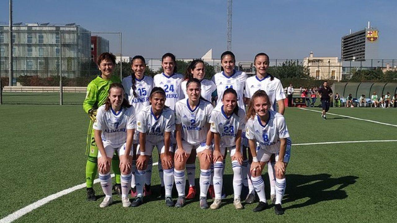 FC Barcelona Real OViedo Femenino