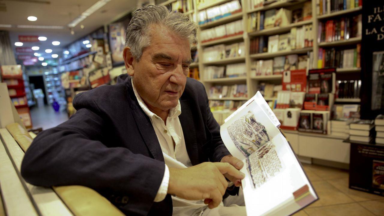 Concierto de Iván Ferreiro en Santiago