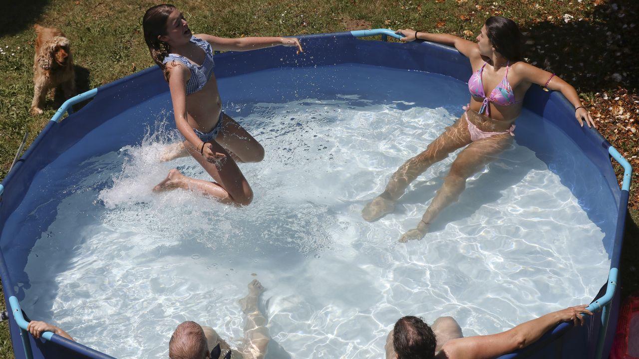 Las piscinas, las grandes triunfadoras de los últimos días