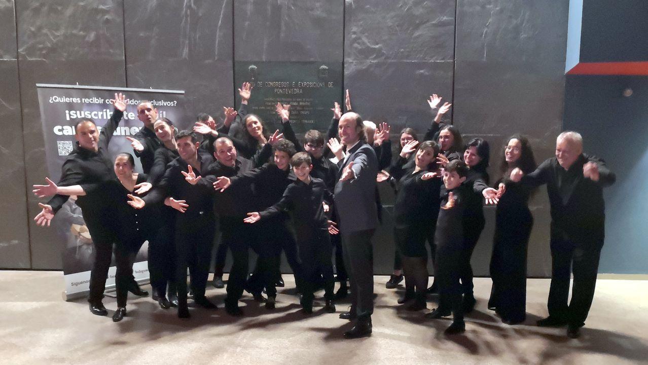 San Amaro abre la temporada de romerías de Vigo.Candorka Trío actuará o día 18 en liña e o 27 no Clavicembalo
