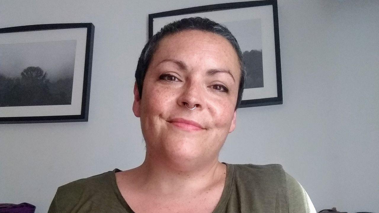 Idoia, @tocatelastetas, se tuvo que someter a una mastectomía. Decidió que no necesitaba reconstruirse el pecho para sentirse bonita