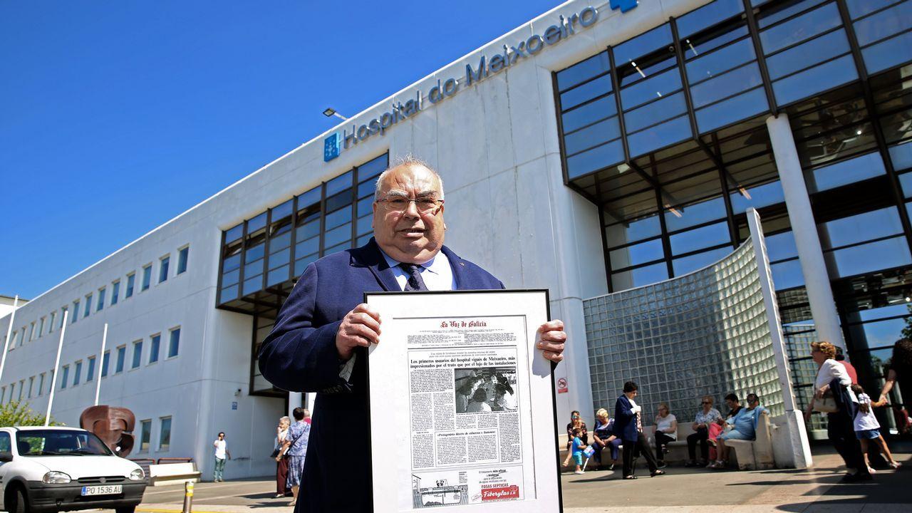 2º aniversario del hospital Álvaro Cunqueiro