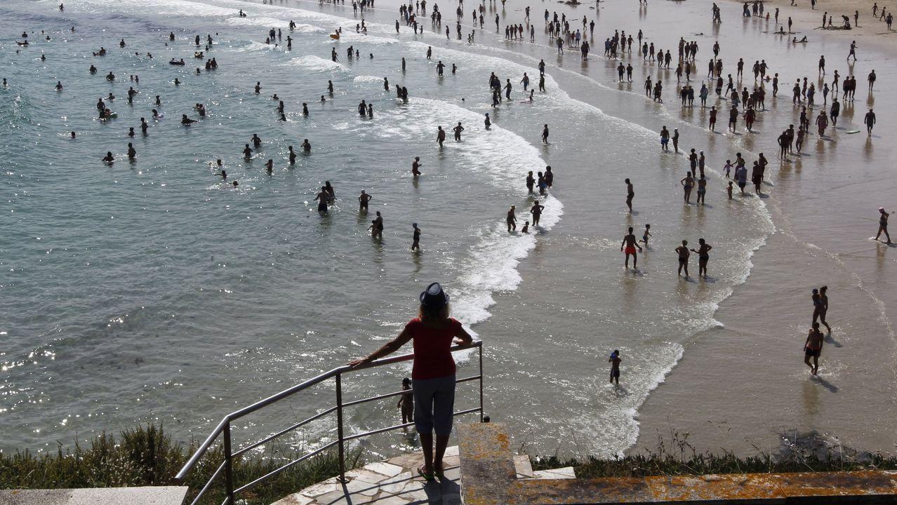 Playa da Rapadoira (Foz)