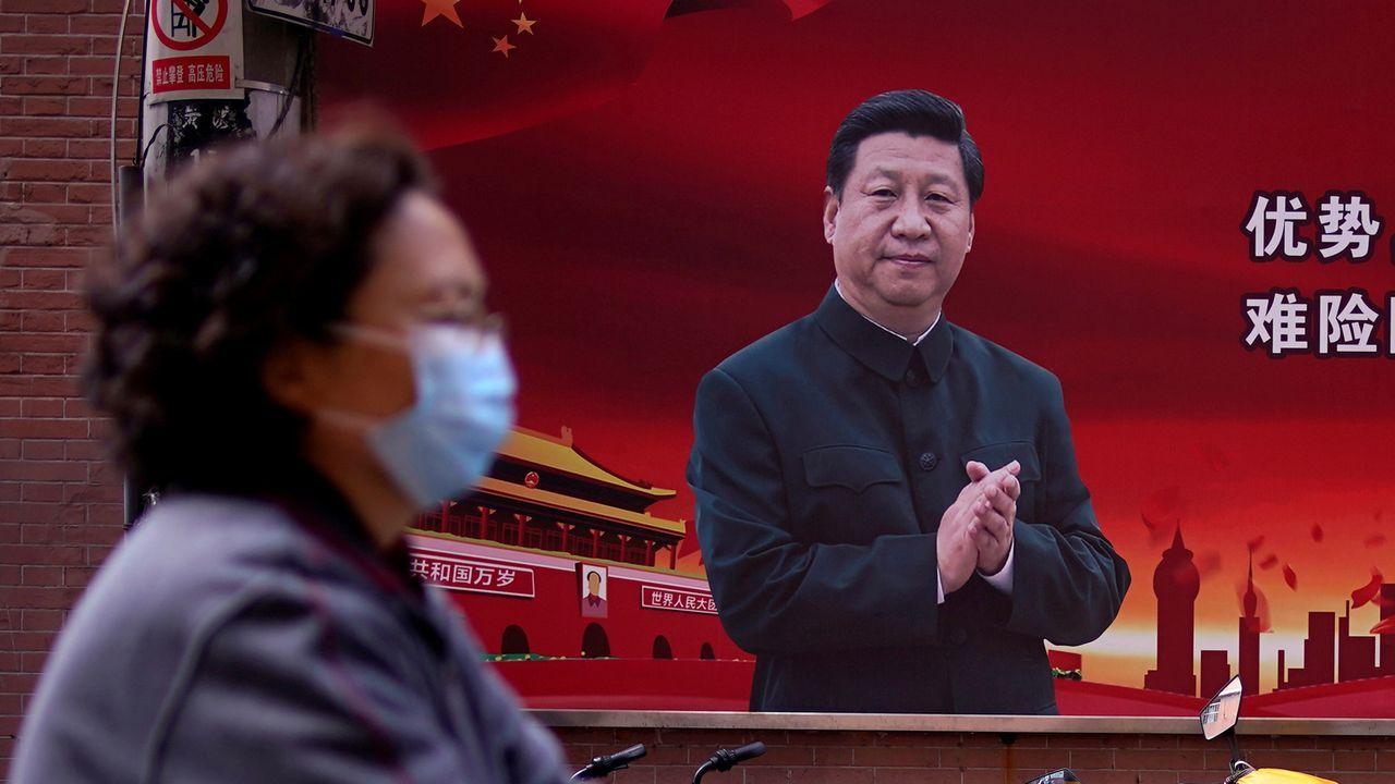 China dice que las acusaciones de Pompeo son una estrategia para tapar la incompetencia de Trump