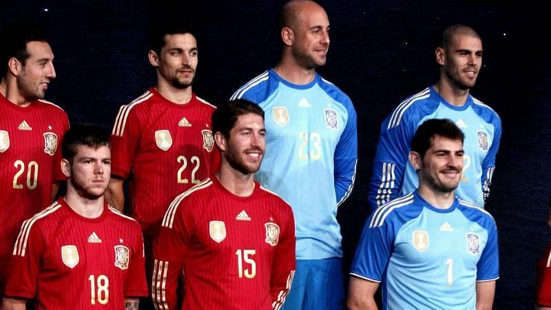 España presenta su nueva piel.Uli Hoeness