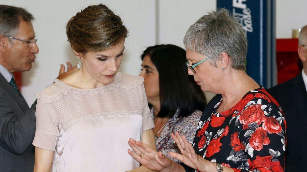 Y en la última edición de los premios Princesa de Asturias.