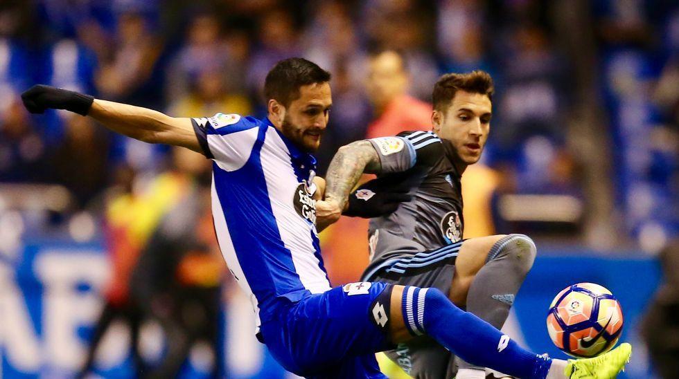 Deportivo 0 - Celta 1(19 de marzo)