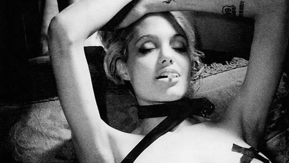 Angelina Jolie.La actriz, que consiguió mantener todo el proceso médico en secreto, en una foto del 2012.