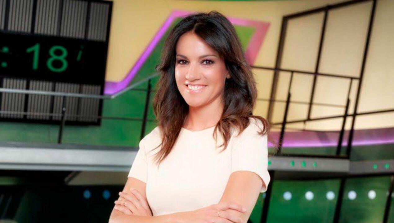 La periodista oleirense Cristina Saavedra