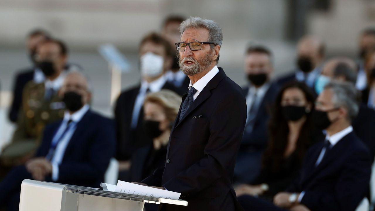 Hernando Fernández Calleja, hermano del periodista José María Calleja, fallecido por coronavirus
