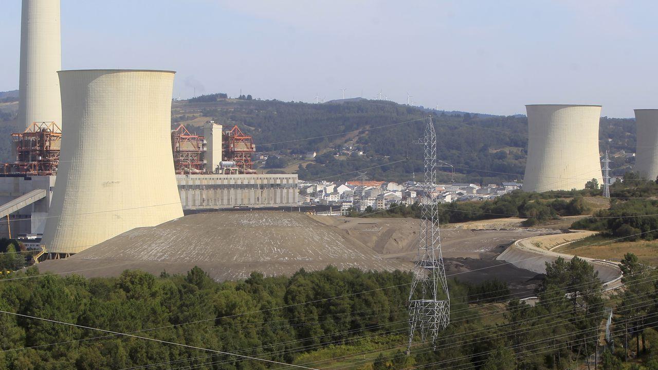 Lavadero de Carbon de El Batan. Mieres. Asturias 1997