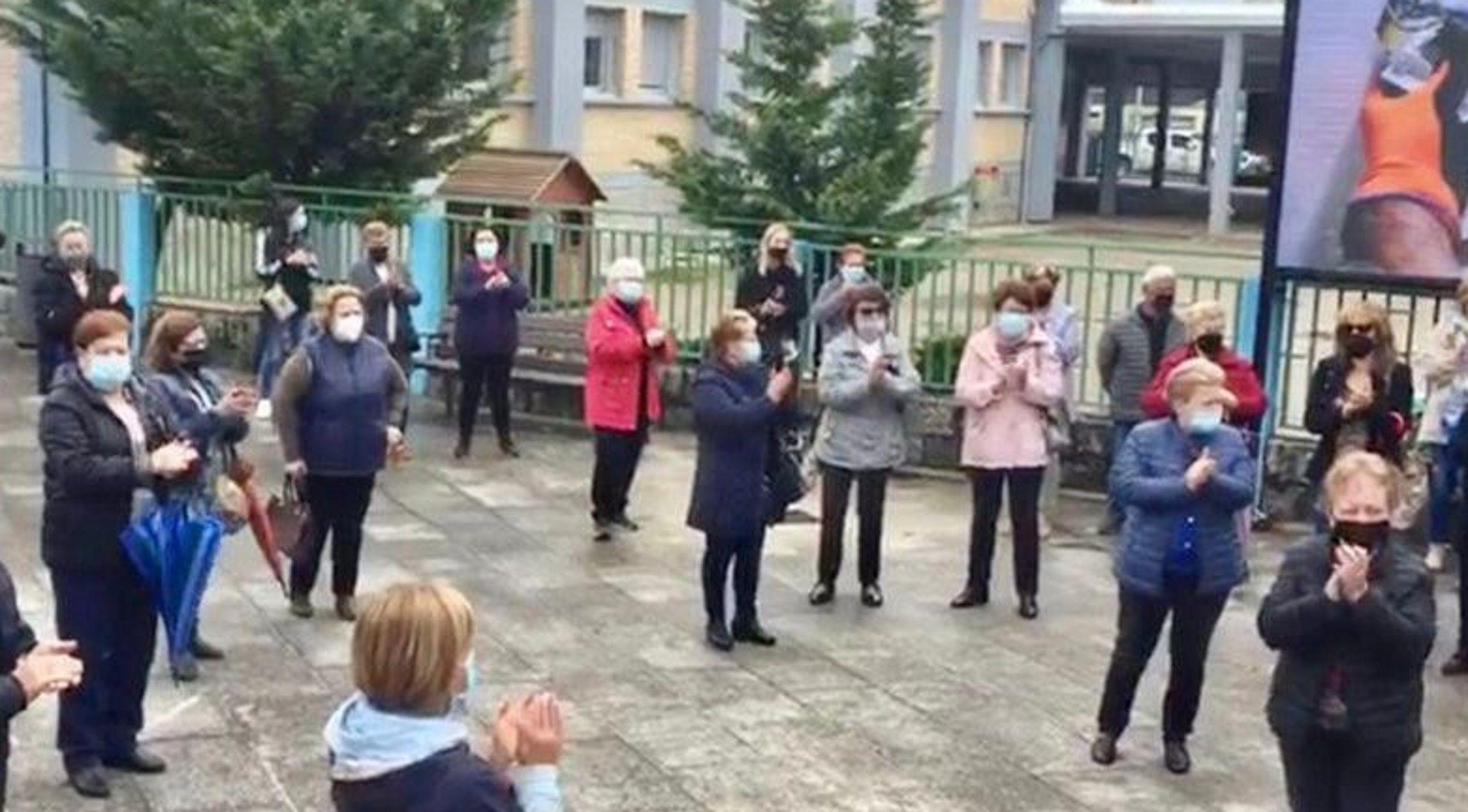 La Policía Local de Vilagarcía cursó una veintena de denuncias el fin de semana