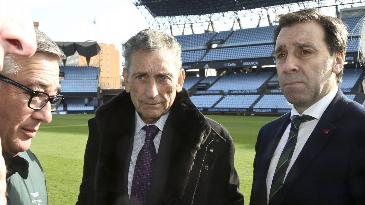 Sergi Gómez: «Que una temporada irregular no tape la proyección de este equipo».Íñigo Méndez de Vigo, ministro de Educación, Cultura, Deporte y Portavoz