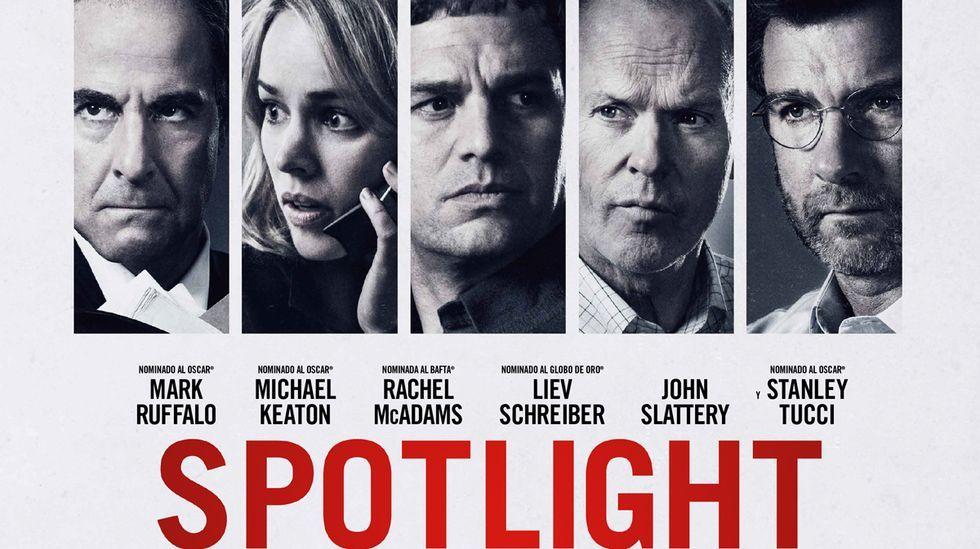 «Spotlight» podrá verse a las 20.00 horas en Afundación