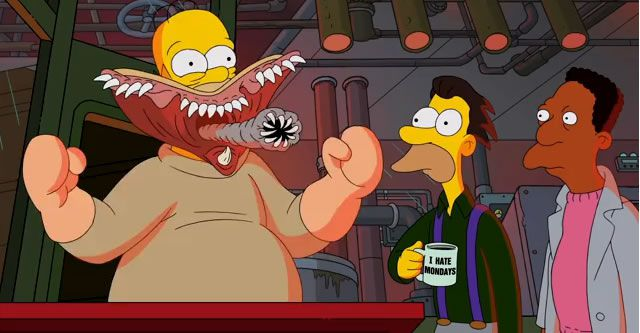 «Treehouse of Horror XXIV»