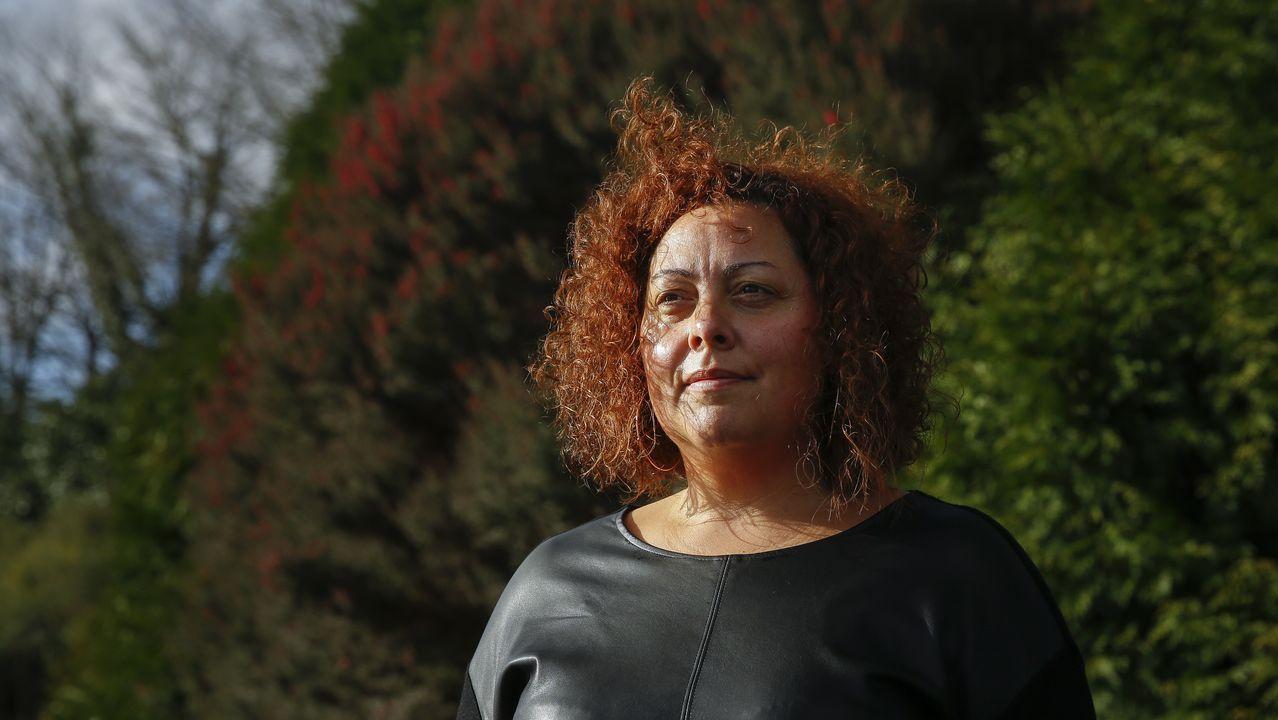 Cristina Palacios conta que o foco sempre se pon nas persoas transexuais