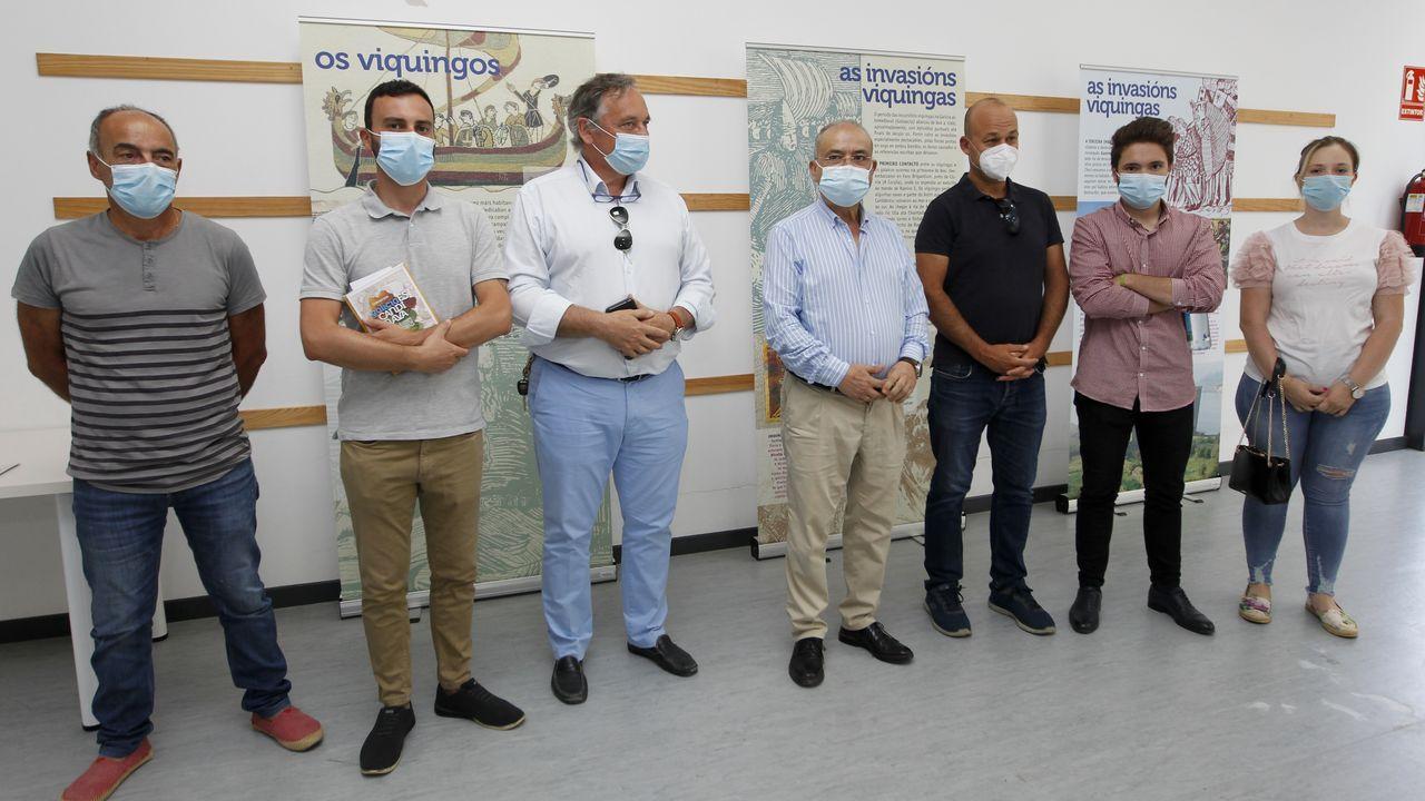 Imágenes de la pandemia en el mundo 11/08.Buque de aprovisionamiento en combate, en construcción en Navantia Ferrol