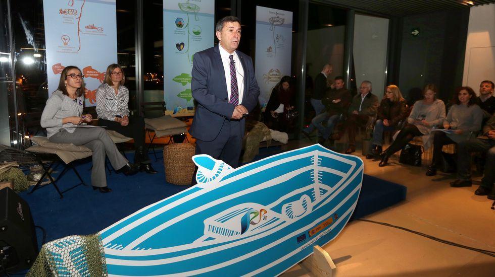 Presentación del proyecto Máis Ribeira Atlántica 2020
