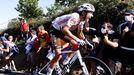 El paso de La Vuelta por Mos, en imágenes