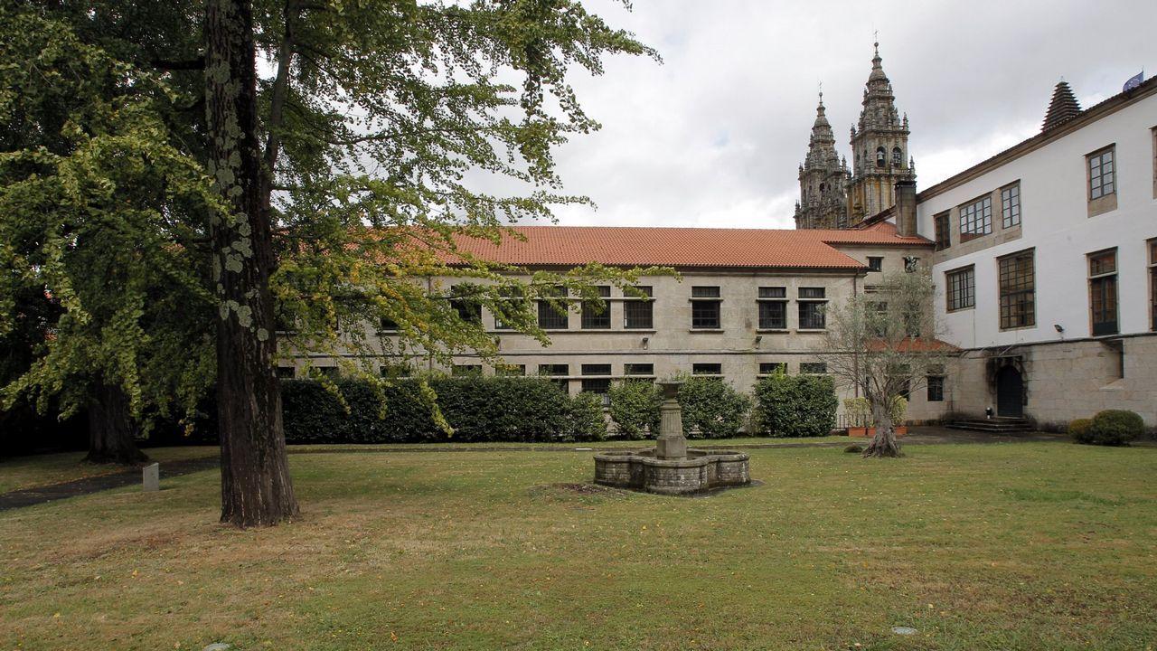 La Universidade albergará la biblioteca personal de Valle-Inclán