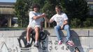Miguel Otero (izquierda) y Gabriel Rodríguez (Derecha) están al frente de la web
